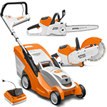 Stihl Lithium-Ion Cordless Equipment